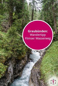 Wandertipp für Heisse Sommertage: Flimser Wasserweg