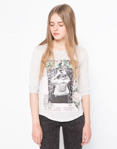 Bershka United Kingdom - T-shirts - Girl