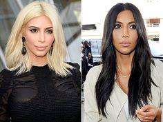 Image result for kim kardashian hair extensions 2017