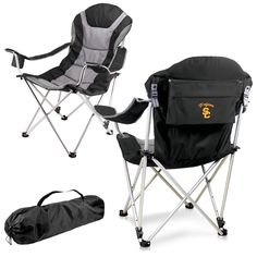 Reclining Camp Chair University of Southern California Trojans