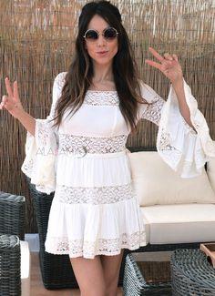 www.alabamashop.es White dress
