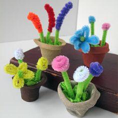 Spring Crafts for Kids - Toronto4Kids - March 2013