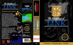Nr 5 - The Adventure of Link, by RLA