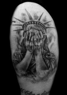 Feita pelo tatuador @rogeravlis