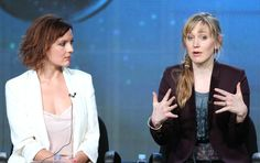 Rachael Stirling Photos - Winter TCA Tour: Day 12 - hattie Morehan 2014