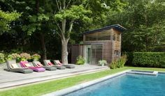 10 Great Pool Houses from Members of the Remodelista Architect/Designer Directory - Remodelista