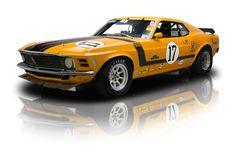 1970 Ford Mustang Boss 302 Kar Kraft Development