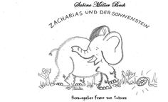 Ein Kinder- und Malbuch, in DIN A4 Fullcolor gedruckt und als ebook Fictional Characters, Art, Coloring Book, Authors, Elephants, Sad, Kunst, Fantasy Characters, Art Education