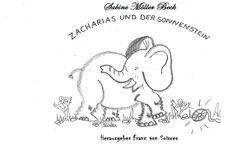 Ein Kinder- und Malbuch, in DIN A4 Fullcolor gedruckt und als ebook