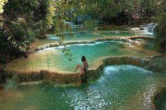Erawan National Park - Kanchanaburi, Thailand