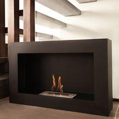 Designer Fire 'Oslo' bio ethanol fireplace