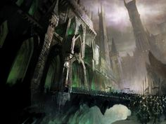 fantasy art, castle - Google Search
