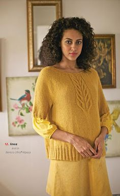 Linea by Norah Gaughan - Елена А - Веб-альбомы Picasa Pullover beautiful #pullover #newclothes #sweater #lily25789 #collection <3   www.2dayslook.com