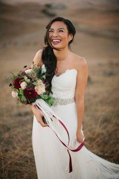 Elegant + Rustic wed
