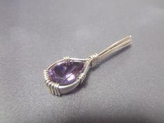 ワイヤーラップのトップの作り方♪ ( 工芸 ) - ふみろぐ - Yahoo!ブログ Wire Wrapped Jewelry, Metal Jewelry, Jewelry Necklaces, Jewellery, Wire Board, Beaded Angels, Wire Necklace, Wire Wrapping, Handmade Jewelry
