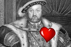 In 1537, King Henry VIII declared St. Valentine's Day an official holiday.