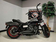 This custom 2008 Harley-Davidson FXDF Dyna Fat Bob is a must see!  http://www.milehigh-harley.com/used-harley-davidson/