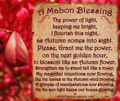 mabon celebration A Mabon Blessing Mabon, Samhain, Mantra, Wiccan Sabbats, Paganism, Affirmations, Autumn Witch, Autumnal Equinox, Amigurumi