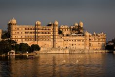"Udaipur City Palace - known as the ""city of lakes"" - Rajasthan, #India"