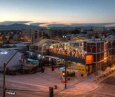 What to Do in Las Vegas: Container Park