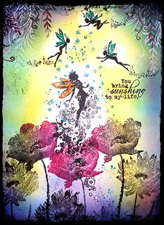 Fairy Quotes, Lavinia Stamps Cards, Fairy Silhouette, Fairy Crafts, Fairy Pictures, Vintage Fairies, Beautiful Fairies, Fairy Art, Illustrations