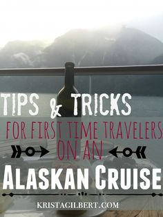 & Tricks for an Alaskan Cruise Going on a cruise to Alaska? Here are some tips and tricks that will help you make the most of your trip.Going on a cruise to Alaska? Here are some tips and tricks that will help you make the most of your trip. Packing For A Cruise, Cruise Travel, Cruise Vacation, Disney Cruise, Vacation Ideas, Vacation Destinations, Vacation Spots, Cruise Trips, Vacation Wishes