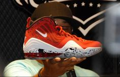 """Nike Air Penny 5 """"Red Eagle"""""""