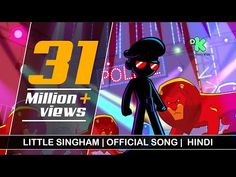 Little Singham | Official Song – Police Ki Vardi Sher Ka Dum | Kids Cartoon @DiscoveryKidsIndia