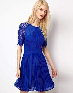 whistles blue wren dress - Google Search