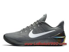 quality design 2ac60 db565 Nike Kobe A.D.Chaussures Nike Basket Pas Cher Pour Homme Cool Grey  852425-010