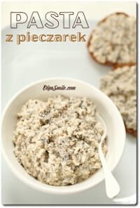 PASTA Z PIECZAREK Healthy Dishes, Healthy Recipes, Appetizer Recipes, Appetizers, Czech Recipes, Pasta, Keto, Oatmeal, Food And Drink