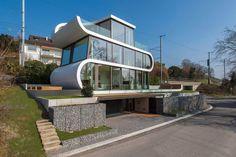 Luxury Meets Gorgeous Design in the Zurich Flexhouse - UltraLinx