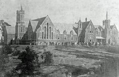 Ipswich Grammar School, Qld 1868