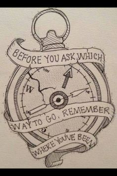 Love this for a tattoo idea!