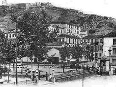 Plaza de la Merced.
