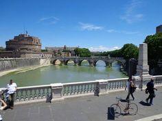 Castelo S. Angelo, Roma - Italia