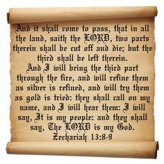 Zechariah (compare with encouraging bible verses of prophecy Encouraging Bible Verses, Bible Verses Quotes, Encouragement Quotes, Bible Scriptures, Christian Encouragement, Christian Devotions, 1 Verse, Isaiah 9 6, King James Bible