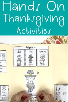 Engage your students with this fun, hands on Thanksgiving social studies activity all about the meaning of Thanksgiving and why we celebrate this holiday! This flap book includes everything from vocabulary, labeling, compare and contrast and more! This Fall Thanksgiving activity is perfect for PreK, Kindergarten, First, and Second grade classes! #thanksgiving #fallactivity Thanksgiving Meaning, Thanksgiving Activities, Autumn Activities, Preschool Activities, Social Studies Activities, Compare And Contrast, Interactive Notebooks, Second Grade, Vocabulary