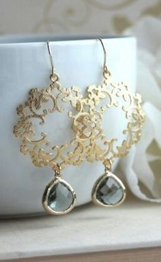 Beautiful earrings...