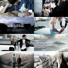 "Julian Blackthorn & Emma Carstairs [Blackstairs/Jemma]  ""In Emma's mind Jules was always there. Emma had known him for as long as she could remember. The Blackthorns and the Carstairs had always been close, and Jules was only a few months older; she'd literally never lived in a world without him in it."""