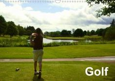 CALVENDO – Gallery Photo Calendar, Golf Courses, My Photos, Gallery, Roof Rack