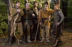 Image Detail for - Robin Hood Pictures, Jonas Armstrong Photos, Sam Troughton Pics . Jonas Armstrong, Sam Troughton, Will Scarlet, Harry Lloyd, Robin Hood Bbc, Robin Hoods, Sherwood Forest, Kpop, Historical Clothing