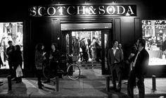 Scotch & Soda Store