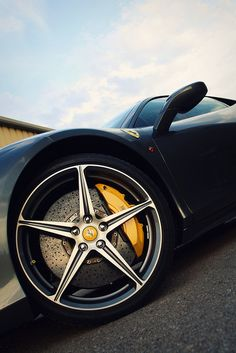 "the choice of ""custom wheels"" either makes or breaks a fine machine! ~ Kay Fry"