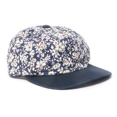 Nonnative Five Panel Liberty Print Floral Cap