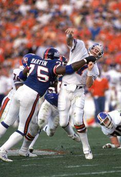 Super Bowl XXI: Giants 39, Broncos 20 (1986)