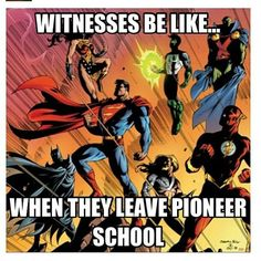 #Pioneers be like YEAH!!! I kill you, if you don't listen I got SUPER POWERS WHUUUTTTT