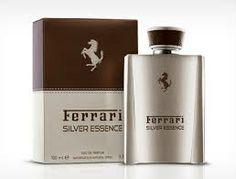 Ferrari Silver Essence IDR 190000