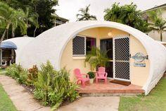 Igloo by the sea on Airbnb! Australia