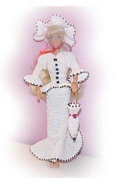 Mattel-Barbie Fashions-Ensemble Complet Tenue Papillon-VINTAGE-Puppenmode